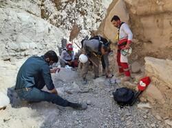 پیکر بیجان فرد مفقودشده در ارتفاعات آرادان پیدا شد