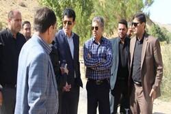 اتمام پروژه تعریض و بهسازی پل حاجی آباد تا دهه فجر سالجاری