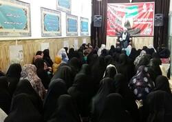 تجمع رهروان زینبی (س) در کرمانشاه برگزار شد