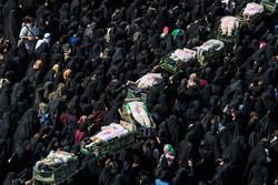 قزوین میں بنی اسد کا علامتی کاررواں