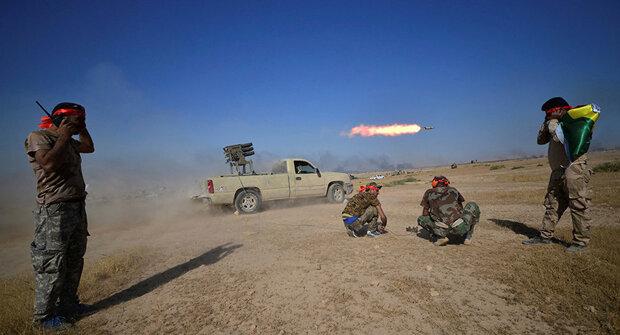 آغاز عملیات حشد شعبی برای پاکسازی جنوب موصل از لوث تروریستها