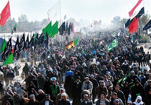 ۶۲ هزار نفر از یزد برای شرکت در پیاده روی اربعین ثبت نام کردند