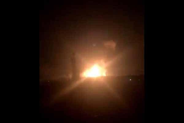 ترکی کے اسلحہ کے ڈپو میں زوردار دھماکہ