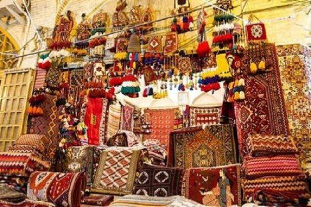 درخشش صنایع دستی مازندران در نمایشگاه روسیه