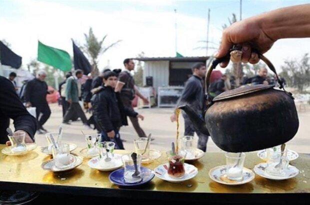 ۳۳ موکب از بوشهر در عراق برپا میشود/ افزایش تعداد موکبهای استان