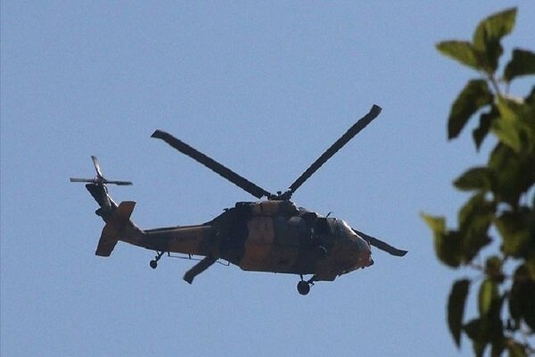 Türkiye ile ABD'den Fırat'ın doğusunda dördüncü ortak helikopter uçuşu