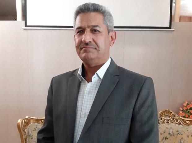 سرپرست اداره ورزش و جوانان شهرستان شیراز معرفی شد