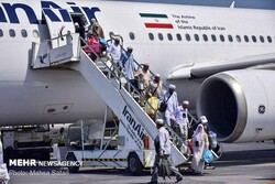 Hajj return flights conclude