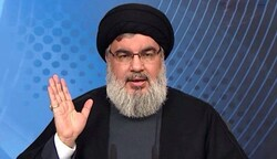 Nasrallah hails Iran as major resistance camp against U.S., Israel