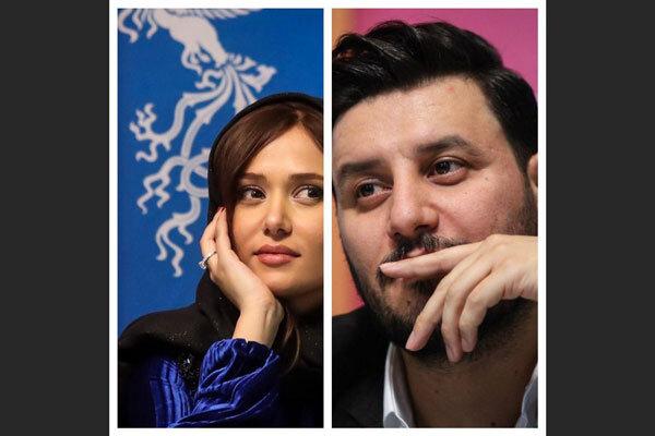 جواد عزتی و پریناز ایزدیار بازیگر «مغز استخوان» شدند