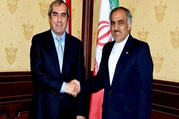 Tehran ready to develop relations with Dushanbe: Iranian envoy