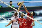 حریفان تیم ملی والیبال ایران در مرحله بعد مشخص شدند