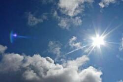 افزایش ۵ درجه ای دما در گلستان/ فعالیت سامانه بارشی از چهارشنبه