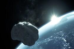 ۲ سیارک از کنار زمین رد شدند