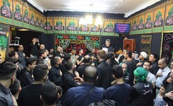 Muharram mourning in a strange country