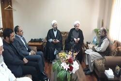 دیدار مختاری بارئیس و اعضای شورای ایدئولوژی اسلامی پاکستان