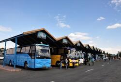 کاهش ۶۰ درصدی مسافران ورودی و خروجی پایانههای جادهای تبریز