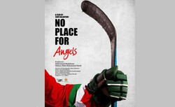 'No Place for Angels' tells story of Iranian women's hockey team