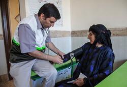 محلات حاشیهای کرمانشاه مقصد گروه جهادی پزشکی