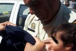 نجات ۲ کودک به گروگان گرفته شده توسط پدر معتاد در گلستان