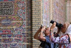 Irish travel agencies on fam tour across Iran