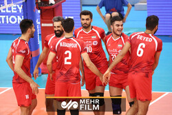VIDEO: Highlights of Iran vs Qatar at 2019 Asian Volleyball C'ship
