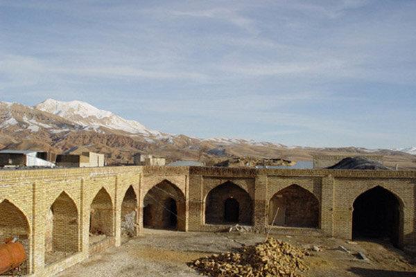بهسازی محلات قدیمی و کاروانسرای شاه عباسی در استان قزوین انجام شد