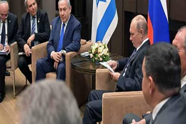 بازداشت ۳ ساعته نتانیاهو در روسیه/ راز هشدار پوتین به تل آویو
