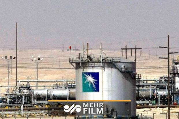 صادرات نفت سعودیها ۱.۵ میلیون بشکه در  روز کاهش یافت