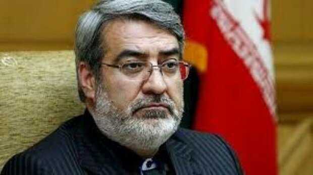 Iranian interior min. hails EU political support despite US threats