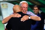 Türk teknik adam Denizli golsüz biten maça sevindi!
