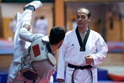 سه ملیپوش تکواندو ایران آماده کسب سهمیه المپیک هستند