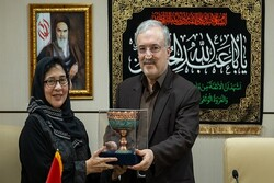 Iran's health min. meets Indonesian counterpart