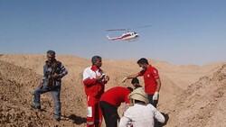 پایان عملیات سه روزه در صحرای طبس/جسد چوپان پیدا شد