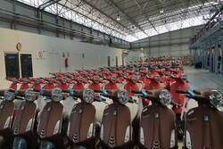 اغلب قطعات موتورسیکلت از چین وارد می شود/ضرورت بومی سازی تولیدات
