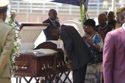 مراسم تشییع جنازه رابرت موگابه