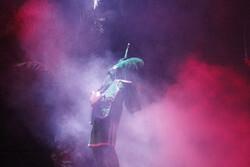 اجرای نمایش عاشورایی در بندرعباس