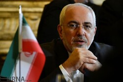 "Zarif says Pompeo ""has it the other way around"""