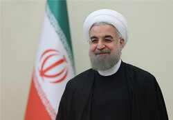 Rouhani meets with 3 counterparts in NY