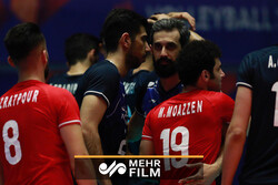 VIDEO: Iran vs Australia highlights at 2019 Asian Volleyball C'ship