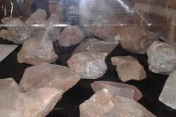 آغاز بکار نمایشگاه تخصصی سنگهای گرانبها، فسیل و جواهرات در رشت