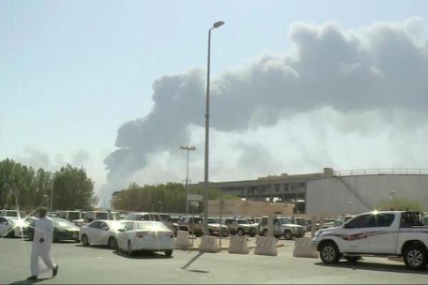 السعودية توقف أكثر من نصف إنتاجها للنفط