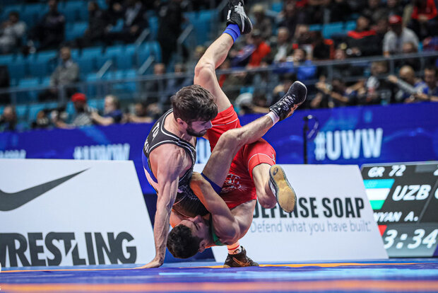 Teams learn fate at 2019 Greco-Roman World Cup in Tehran