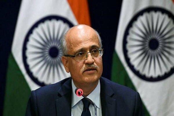 Üst düzey Hint diplomat İran'a geliyor
