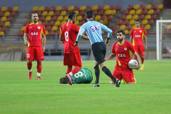 فولاد خوزستان در یک بازی پرگل برابر ماشین سازی پیروز شد