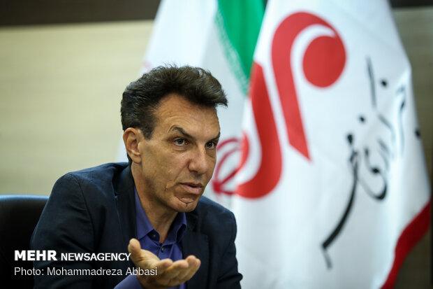 بازدید سفیر ایتالیا در ایران از خبرگزاری مهر