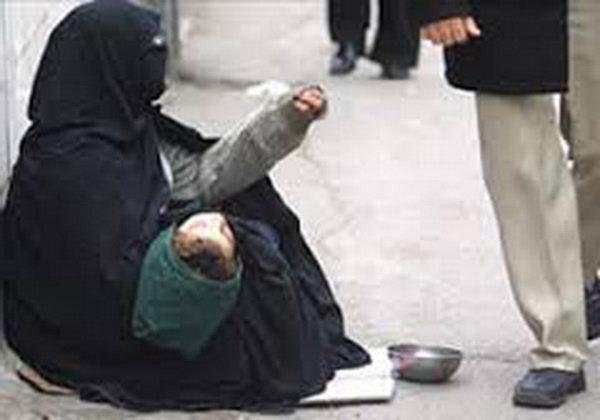 منکر وجود نوزادان کار در چرخه تکدی گری اصفهان نیستیم