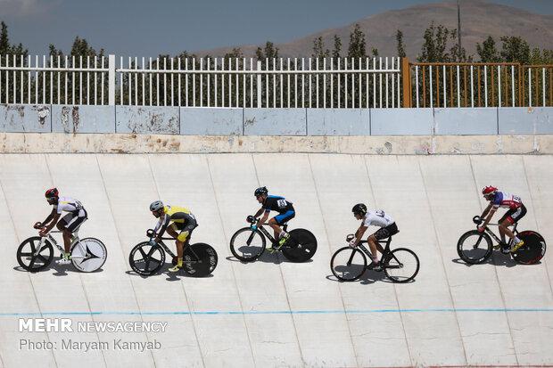 الدوري الممتاز لبطولة ركوب الدراجات في طهران