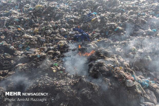 روزانه ۷۲۰ تن انواع زباله در استان ایلام تولید می شود