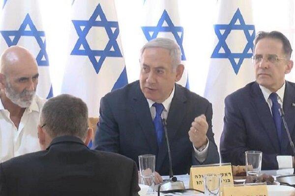 نتانیاهو همزمان با انتخابات نشست اضطراری تشکیل داد